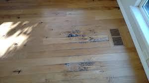 Laminate Flooring Boise Hickory Refinish In Boise Idaho Using Uv Finish From Sunfinish