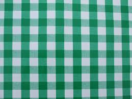 wipe clean tablecloth green gingham the tablecloth company