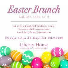 easter brunch liberty house restaurant
