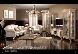 Classic Livingroom by Raffaello Lounge Arredoclassic Living Room Italy Collections