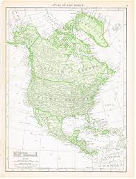 All Fifty States Antique Graphics Wednesday 1900 U0027s Maps Of The World U0026 All 50