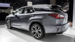 lexus crossover 2017 automotiveblogz lexus rx 350l la 2017