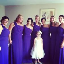 regency purple bridesmaid dresses modern bouquet lbb member la jolla ca purple and