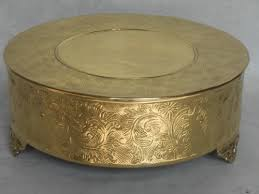 gold wedding cake stand top gold wedding cake stand with anniversary gold cake stand