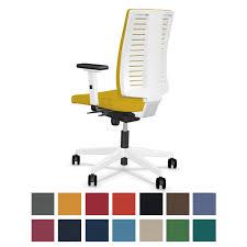 bureau coloré siège de bureau 14 couleurs jaune orange vert etc