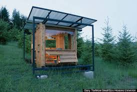 small eco friendly house plans extremely small eco friendly homes tiny huffpost home designs