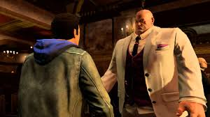 Wilson Fisk by The Amazing Spider Man 2 No One Is Safe Wilson Fisk Peter