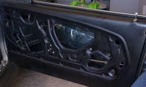 65 Mustang Interior Parts Mustang Deluxe Interior Door Panel 1967 Installation Instructions