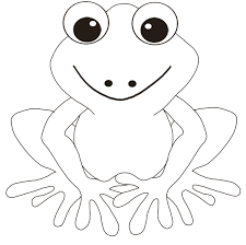 printable frog coloring pages inside itgod me