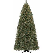 stylish ideas 9 ft pre lit tree clearance foot