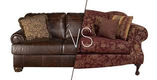 Fabric Leather Sofa Lovable Fabric Leather Sofa Fabric Vs Leather Couches Atg Stores