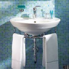 Small Wall Sinks Bahtroom Smart Wall Mount Sinks For Small Bathrooms Keeping The