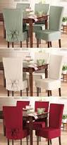 Covers For Dining Room Chairs by Best 20 Dining Chair Covers Ideas On Pinterest Chair Covers