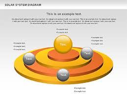 solar system diagram for powerpoint presentations download now