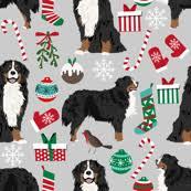 cute dog christmas wallpapers dog fabric wallpaper u0026 gift wrap spoonflower
