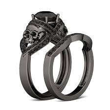 Black Wedding Ring by Download Black Gold Wedding Ring Sets Wedding Corners
