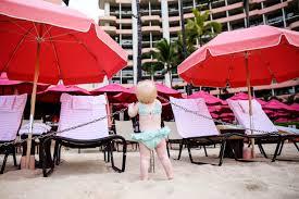 Hawaii travel umbrella images The royal hawaiian hawaiian travel guide happily hughes jpg
