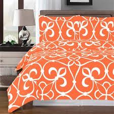 Orange King Size Duvet Covers King Size Duvet Covers