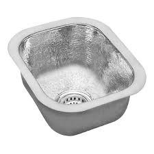 Elkay Stainless Steel Kitchen Sink by Shop Elkay Gourmet Hammered Mirror Stainless Steel Undermount