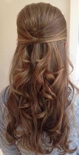 casual long hair wedding hairstyles best 25 wedding hairstyles half up half down ideas on pinterest