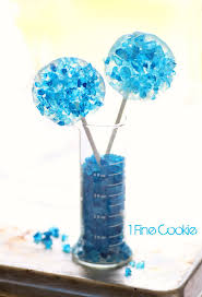 breaking bad scientist rock candy lollipops and bling rings recipe