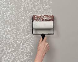 tappezzeria pareti casa effetto carta da parati un rullo magico shabby chic interiors