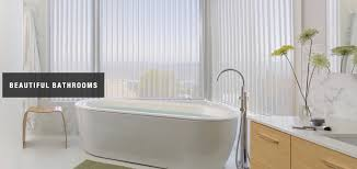 beautiful bathrooms u2013 design ideas by show me blinds u0026 shutters in