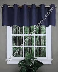 Grommet Kitchen Curtains 12 Best Grommet Valances Images On Pinterest Grommet Curtains