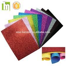non toxic 50x70cm glitter eva for kids craft eva foam glitter