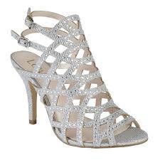 buy the silver lotus women u0027s cazadora open toe sandal online