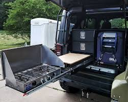 man u0027s compact diy camping kitchen system means better off road