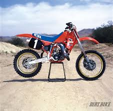 first motocross race dirt bike magazine remember the honda elsinore