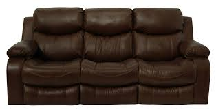Real Leather Recliner Sofas by Dallas 495 Top Grain Leather Reclining Sofa Sofas And Sectionals