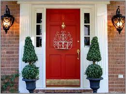 Front Door Paint Colours Red Front Doors For Homes Examples Ideas U0026 Pictures Megarct Com