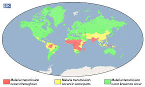cdc malaria about malaria where malaria occurs