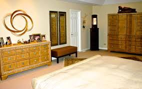 Asian Contemporary Interior Design by Vk Interior Design Roseman Master Bedroom Cherie Rose Collection