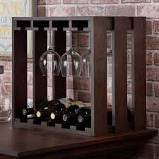 Walnut Wine Cabinet 21 Best Vīna Plaukti Images On Pinterest Wine Racks Bottle Wall