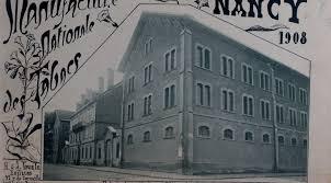 bureau de tabac nancy la manufacture des tabacs de nancy histoire d un lieu épitomé