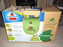 green upholstery cleaner bissell green compact carpet and upholstery cleaning machine