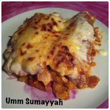 recette cuisine gourmande gratin de crêpes au poulet la cuisine gourmande d umm sumayyah