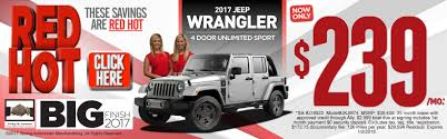 red jeep 2017 tyson motor corporation new chrysler dodge jeep ram used car
