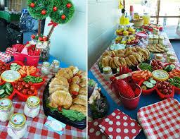 keira u0027s snow white picnic party