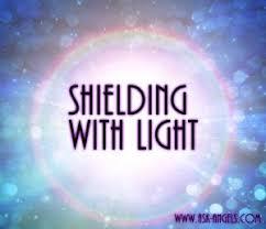 white light protection prayer how to invoke a light shield