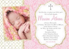 Baptism Invitations Cards Christening Invitation Card Maker Christening Invitation Maker