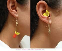 creative earrings trendy ladybud ear earrings the beading gem s journal