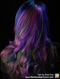 tutorials archives rainbow hair colour