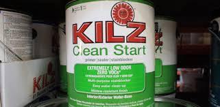 kilz clean start paint primer today u0027s homeowner