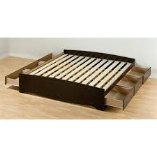 beds platform bed frame king canada simple plans queen storage