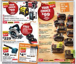 home depot black friday sales flyer home depot black friday 2014 tool deals