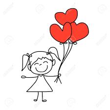 imagenes de amor con muñecos animados dibujado a mano dibujos animados amor carácter ilustraciones
